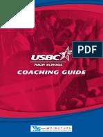HSBowling Coaching Guide