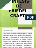 Reacciones de Friedel Crafts
