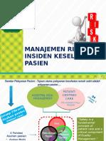 5. Presentasi Manajemen Risiko