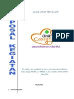 PROPOSAL JALAN SEHAT.doc
