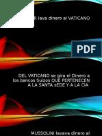 Presentación Lavdo de Dinero K La Ruta Del Dinero K