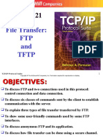Ftp and Tftp
