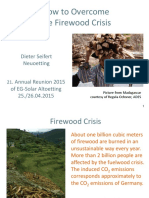 How to Overcome Firewood Crisis-Dieter Seifert-April 2015(1)