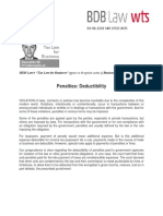 390. Penalties Deductibility RMP 4.25.13