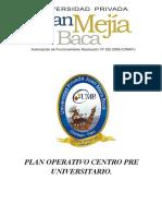 Plan Estrategico Mejia Baca