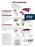 Global trends in HIV criminalisation