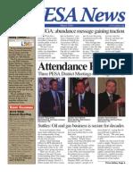 2010 March PESA News