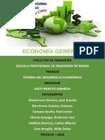 Teoría Del Desarrollo Económico
