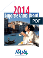 2014 Corporate Annual Report Italian