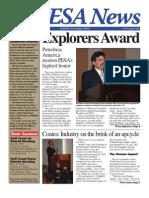 2009 November PESA News