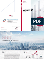 LG Multi v - VRF Catalogue 2016