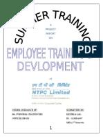 Training & Devlopment-Kritika Lal