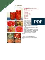Salata de Ceapa Cu Ardei Capia Print