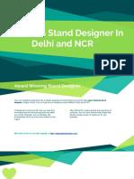 Exhibition Stall Designer In Bangalore Mumbai Kolkata
