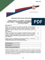 Obrazac Predloga Projekta