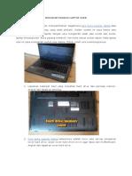 Bongkar Pasang Laptop Acer