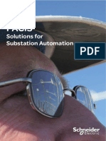PACiS Subsation Automation