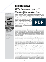 Why Nations Fail a Siuth African Review