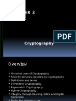 CISSP - 3 Cryptography