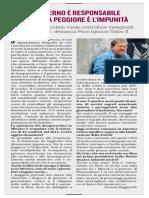 Paco Ignacio Taibo II – Intervista su Left