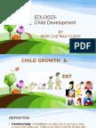 Growth Development Concept Principles