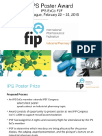 IPS Poster Award Competition for World Congress