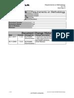 AUTOSAR RS Methodology