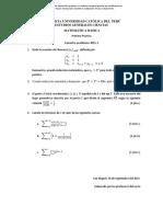 Practicas y Exàmenes en el ciclo 2015-2, Matemàticas Bàsicas