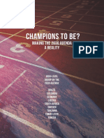 Champion States?  Making the 2030 Agenda a Reality