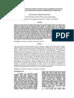 Jurnal Produksi Bioetanol Dari Kulit Pisang