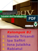 Kel B2 (Falsafah dan Paradigma Keperawatan).pptx