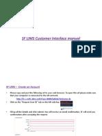 Sf Lims Customer Interface Manual 0