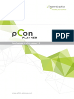 PCon.planner 7.3 Features