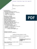 1MDB Civil Forfeiture Complaint