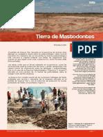 Mastodontes en Marcos Paz