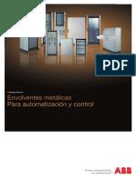 15 Catalogo Tecnico Envolventes Metalicas Para Automatizacion y Control