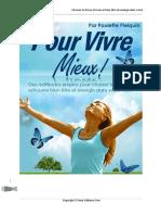 Secret 2 - vivre mieux - plein-bonheur.com