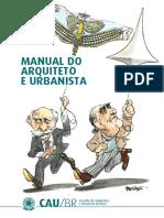 Livro - Manual Do Arquiteto Urbanista 2015