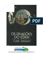 Carl Sagan - Os Dragões do Éden.doc