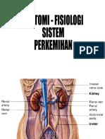 Anatomi Dan Fisiologi Sistem Urinarius
