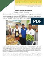 Nota de Prensa 2016 - 183