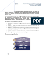 Programme de Formation ISO 27002