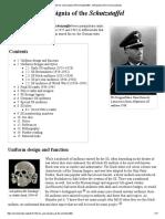 Uniforms and Insignia of the Schutzstaffel - Wikipedia, The Free Encyclopedia