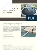 Significance of alkalinity in clarifier.pptx