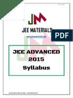 JEE Advanced Syllabus 2015.pdf