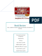 Book Review_The 7 Habits of Highly Effective People