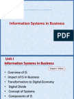 01 Information Systems in Business