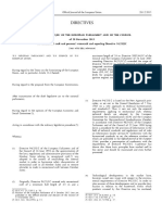 Directive 2013 53 EU