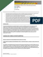 Docing - Caracteristicas de La Obra Civil Para Cancha de Futbol