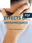 Effects of Antidepressants